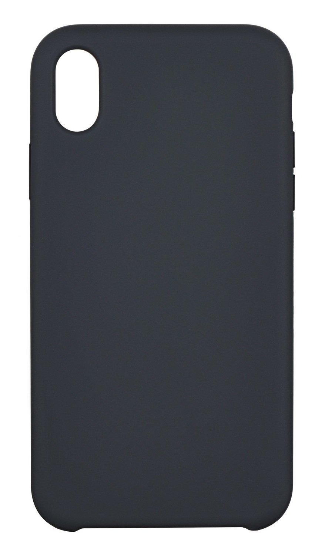 Чeхол 2Е для Apple iPhone XR Liquid Silicone Carbon Grey фото 1