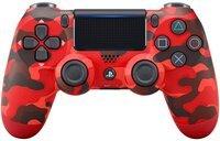 Беспроводной геймпад SONY Dualshock 4 V2 Red Camouflage (9950004)