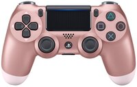 Беспроводной геймпад SONY Dualshock 4 V2 Rose Gold (9949206)