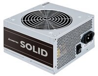 Блок живлення CHIEFTEC Solid 600W (GPP-600S)