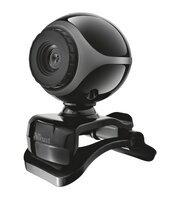 Веб-камера Trust EXIS 480p BLACK (17003_TRUST)