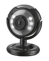 Веб-камера Trust SPOTLIGHT 480p BLACK