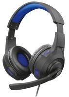 Игровая гарнитура Trust GXT 307B Ravu Gaming Headset for PS4 3.5mm BLUE (23250)