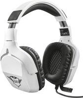 Игровая гарнитура Trust GXT 354 Creon 7.1 Bass Vibration USB WHITE (22054)