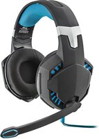 Игровая гарнитура Trust GXT 363 Hawk 7.1 Bass Vibration USB BLACK (20407_TRUST)