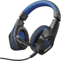 Игровая гарнитура Trust GXT 404B Rana Gaming Headset for PS4 3.5mm BLUE (23309)