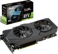Видеокарта ASUS GeForce RTX2070 SUPER 8GB GDDR6 DUAL EVO (DUAL-RTX2070S-8G-EVO)