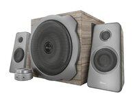 Акустическая система Trust 2.1 Tytan Speaker Set Wood (23290)