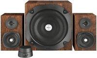 Акустическая система Trust 2.1 Vigor Bluetooth Wood (21243)