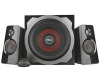 Акустическая система Trust 2.1 GXT 38 Tytan Ultimate Bass Speaker Set Black (19023_)
