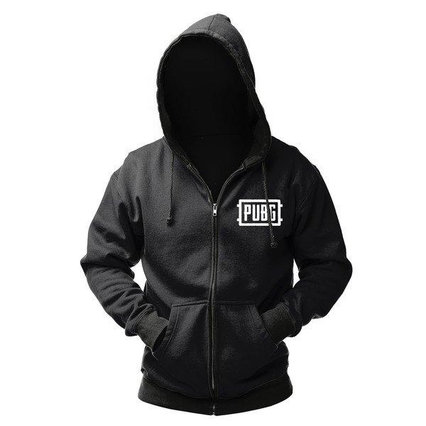 "Худи PUBG Zip-Up ""Logo"", размер M (GE6275M)"