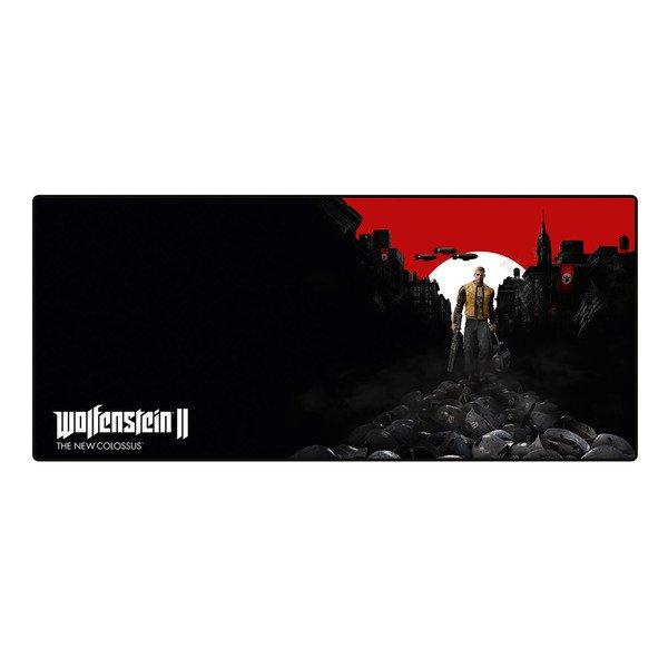 Купить Игровая атрибутика, Коврик для мыши Wolfenstein Trail of the Dead (GE3441), GAYA