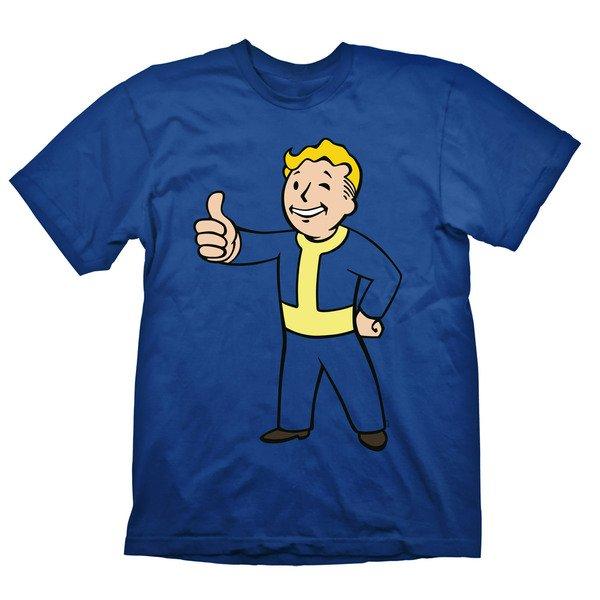 Купить Игровая атрибутика, Футболка Fallout Thumbs Up , размер XL (GE1646XL), GAYA