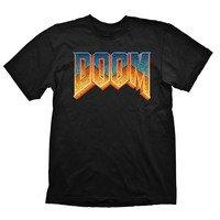 """Футболка Doom """"Logo"""", размер XXL (GE1126XXL)"""