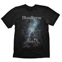 "Футболка Bloodborne ""Night Street"", размер XL (GE1712XL)"