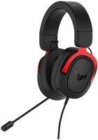 Игровая гарнитура ASUS TUF Gaming H3 Red (90YH02AR-B1UA00)