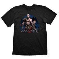 """Футболка God of War """"Kratos & Atreus"""", размер M (GE6243M)"""