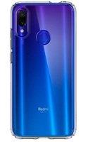 Чехол Spigen для Xiaomi Redmi Note 7S/Note 7/Note 7 Pro Ultra Hybrid Crystal Clear Case