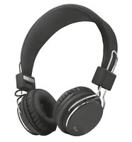 Наушники Trust Ziva On-Ear Mic Black