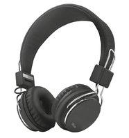 Навушники Trust Ziva On-Ear Mic Black