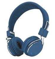 Наушники Trust Ziva On-Ear Mic Blue