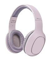 Навушники Bluetooth Trust Dona Wireless Over-Ear Mic Pink