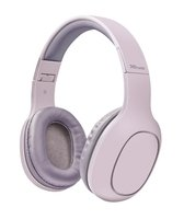 Наушники Bluetooth Trust Dona Wireless Over-Ear Mic Pink