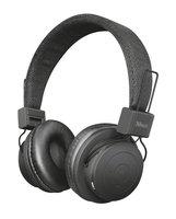 Навушники Bluetooth Trust Leva Wireless Over-Ear Mic Black
