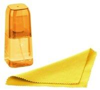 Набір для чищення 2E LUX CLEAN 100ml Liquid for LED/LCD+серветка, Yellow (2E-SKTR100LYW)