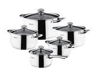 Набор посуды Ardesto Gemini Gourmet 10 предметов (AR1910PS)