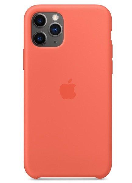 Купить Чехлы для телефонов (смартфонов), Чехол Apple для iPhone 11 Pro Silicone Case Clementine (Orange) (MWYQ2ZM/A)