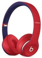 Наушники Bluetooth Beats Solo3 Wireless - Beats Club Collection Red (MV8T2ZM/A)