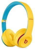 Наушники Bluetooth Beats Solo3 Wireless - Beats Club Collection Yellow (MV8U2ZM/A)