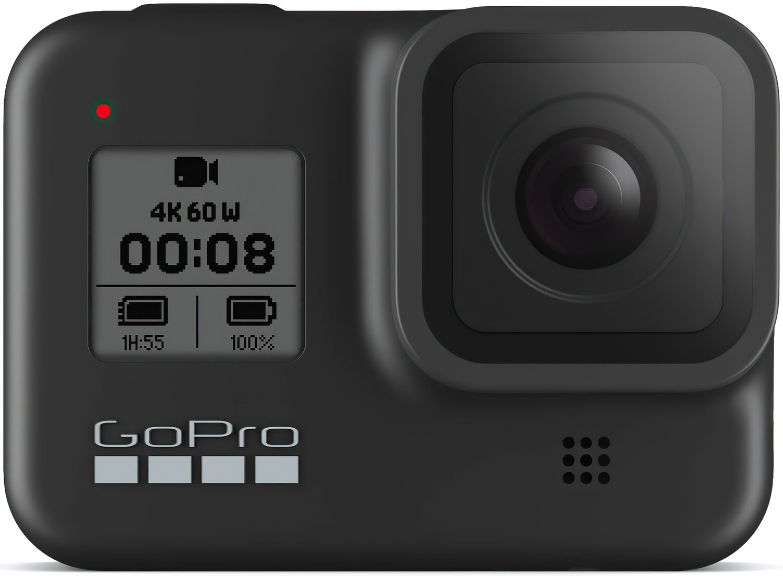 Экшн-камера GoPro HERO8 Black (CHDHX-801-RW) фото
