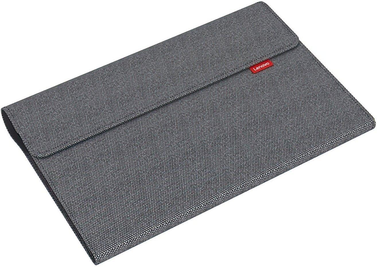 Чехол Lenovo для планшета Yoga Smart Tab, серый + защитная пленка (ZG38C02854) фото