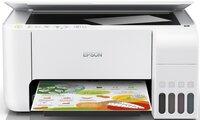 МФУ струйное Epson L3156 Фабрика печати c WI-FI (C11CG86412)