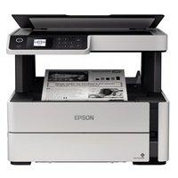 МФУ струйное Epson M2170 Фабрика печати c WI-FI (C11CH43404)