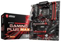 Материнcкая плата MSI B450 GAMING PLUS MAX