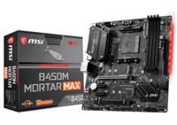 Материнcька плата MSI B450M MORTAR MAX