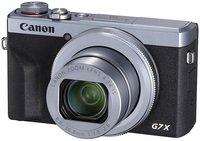 Фотоаппарат CANON PowerShot G7 X Mark III Silver (3638C013)