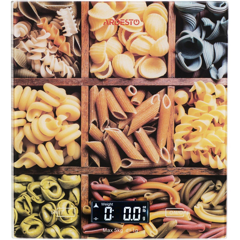 Ваги кухонні Ardesto SCK-893PASTA фото1