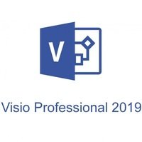 Microsoft Visio Pro 2019 All Languages, електронний ключ (D87-07425)