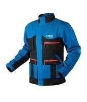 Рабочая куртка синяя Neo HD+, размер L (81-215-L)
