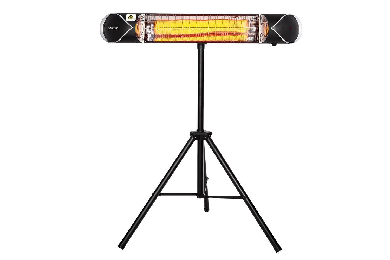 Обігрівач інфрачервоний Ardesto IH-2000 CBN2B+ніжка IH-TS-01 фото