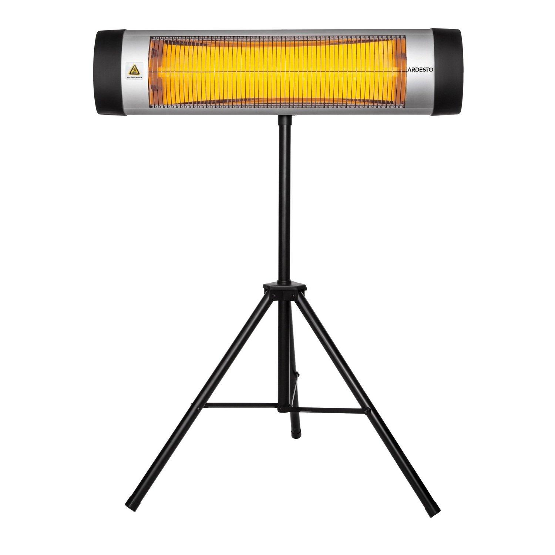 Обігрівач інфрачервоний Ardesto IH-3000-Q1S+ніжка IH-TS-01 фото
