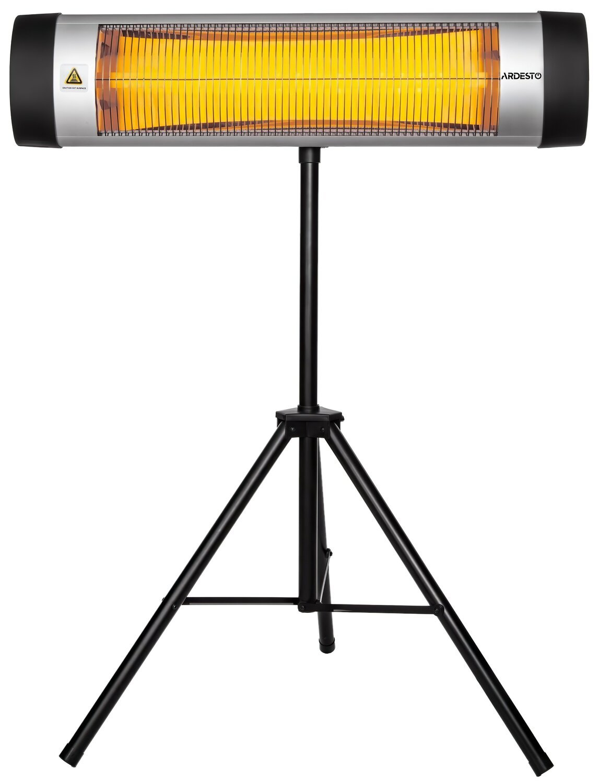 Обогреватель инфракрасный Ardesto IH-2000 Q1S + ножка IH-TS-01 фото 1