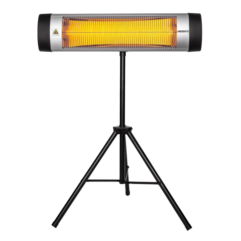 Обігрівач інфрачервоний Ardesto IH-2500-Q1S+ніжка IH-TS-01 фото