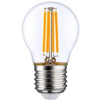 Лампа светодиодная OSRAM LED STAR E27 5-60W 2700K 220V P45 FILAMENT