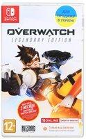 Игра Overwatch Legendary Edition (Nintendo Switch, Английский язык)