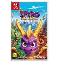 Игра Spyro Reignited Trilogy (Nintendo Switch, Английский язык)